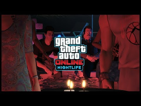 GTA Online: Nightclubs And Crooks DLC Unofficial Trailer
