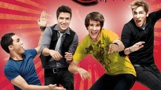 CGRundertow BIG TIME RUSH: DANCE PARTY for Nintendo Wii Video Game Review