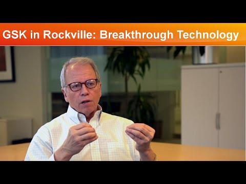 GSK in Rockville:  Breakthrough technology