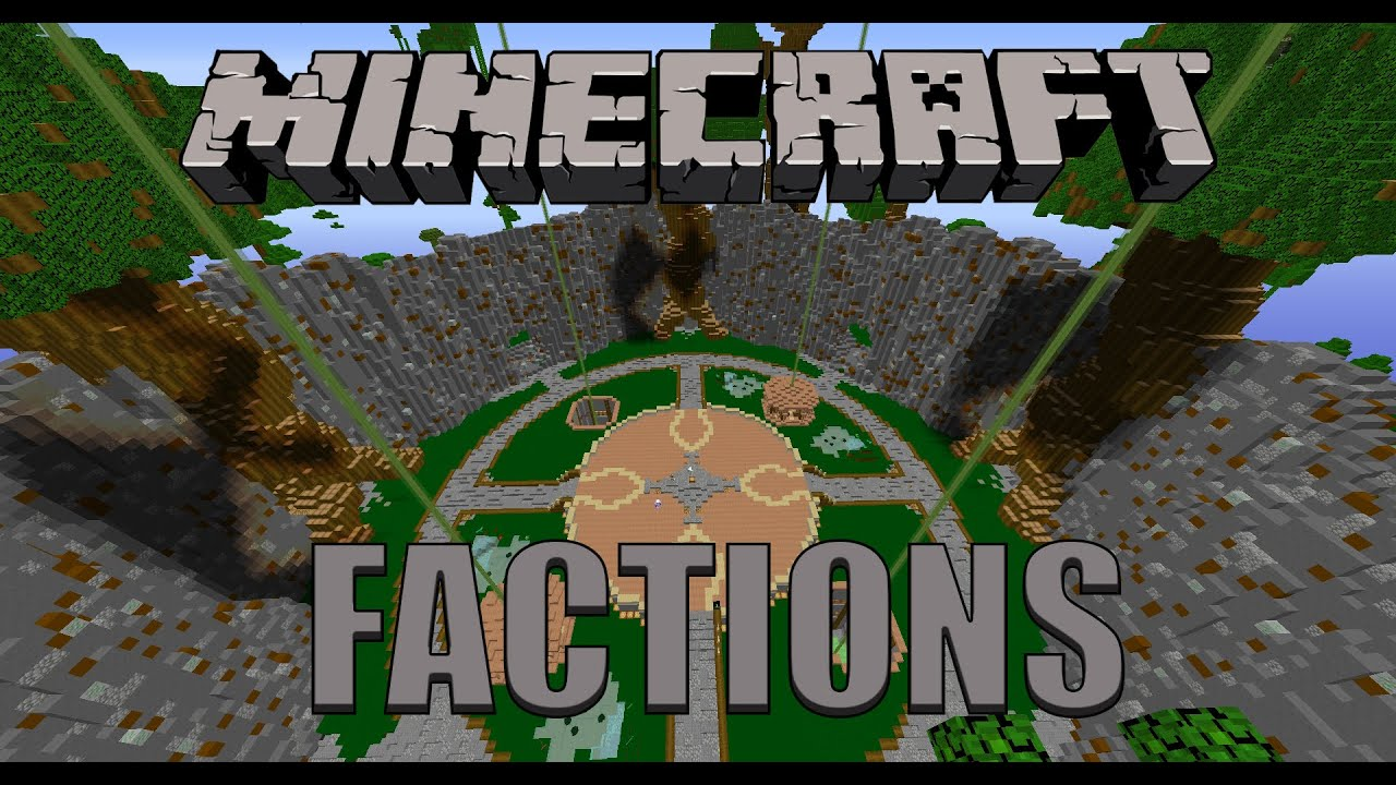 Minecraft Cool Faction Names