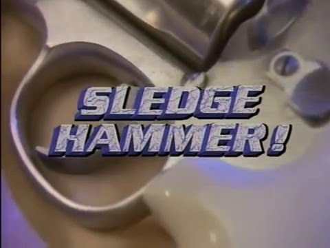 Sledge Hammer! Opening and Closing Theme 1986 - 1988 (With Snippet)