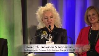 2015 Research Innovation & Leadership, Radenka Maric