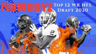 Top 12 WR NFL Draft Prospects!