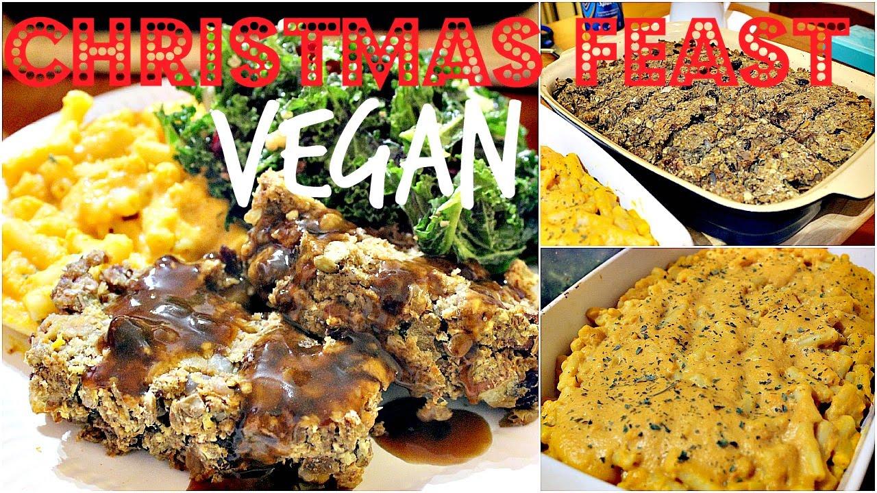 vegan christmas dinner cheap lazy vegan youtube - Christmas Dishes Cheap
