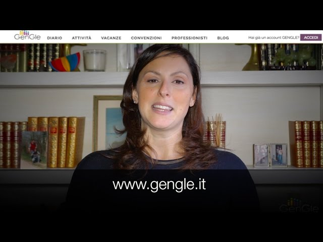 GenGle, genitori single, insieme.