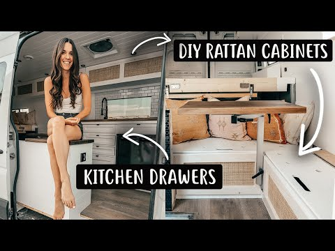 van-life-build:-finishing-the-interior-of-our-tiny-house