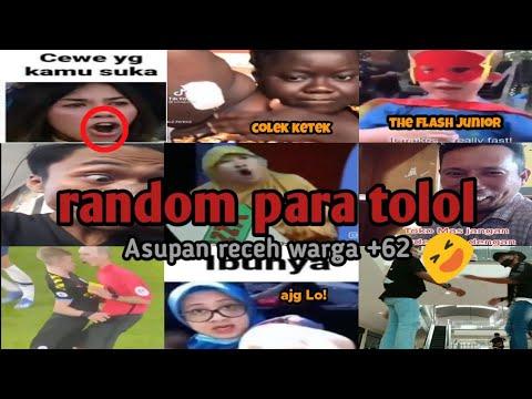 Random Para Tolol Warga +62 - Asupan Meme Receh 2021