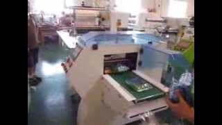 SOLPACK US FULLY AUTOMATIC SPONGE PACKING MACHINE