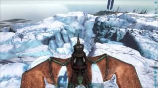 ARK Ragnarok #3 Нефть, Драконы и Ветряк