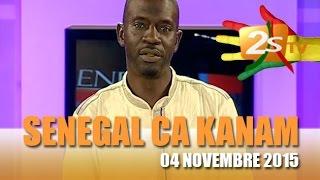 Senegal ca kanam du 4 Novembre 2015