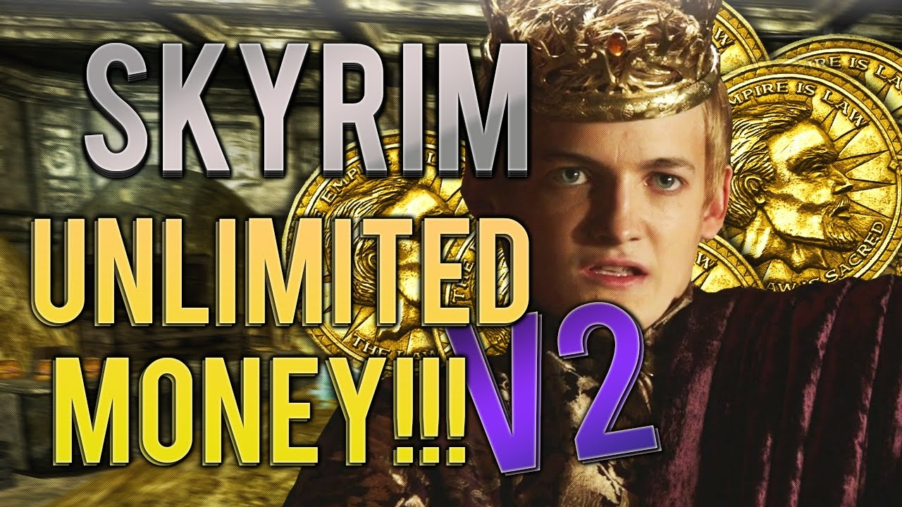 SKYRIM SPECIAL EDITION - UNLIMITED GOLD/MONEY GLITCH! - Skyforge Glitch on Special Edition