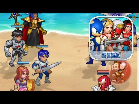 SEGA HEROES – Gameplay Walkthrough Part 4 iOS / Android – Phantasy Star Team