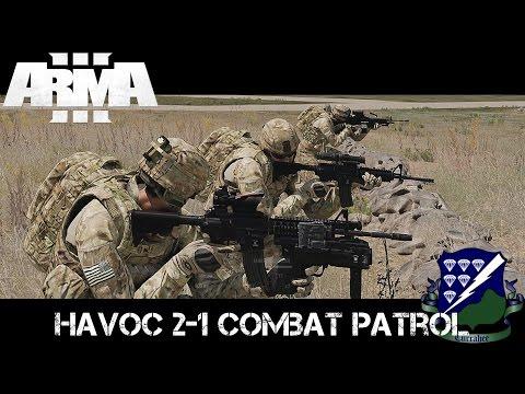 Havoc 2-1 Combat Patrol - ArmA 3 Co-op Gameplay