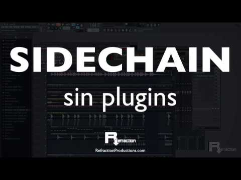 Cómo hacer sidechain sin plugins VST