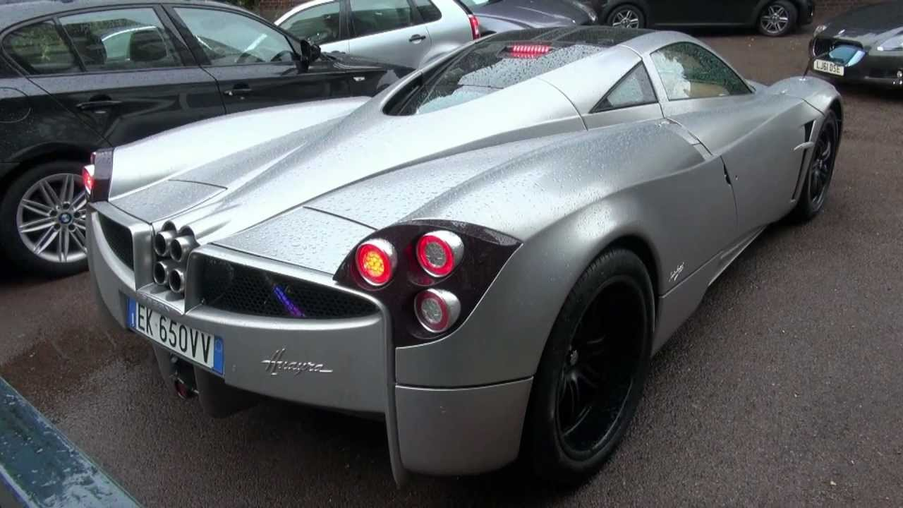 Cable Car Black And White Wallpaper Silver Pagani Huayra Crusing In London Youtube