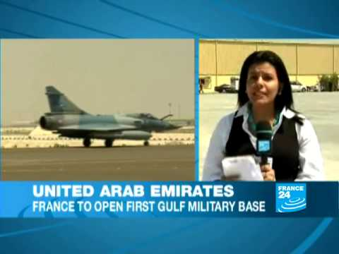 UAE: France to open first Gulf military base
