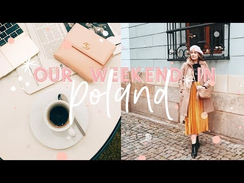 Our Weekend in Poland! // KATE LA VIE - AD