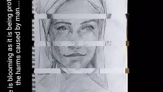 Art in the times of Corona -Archisha Sharma -XI L