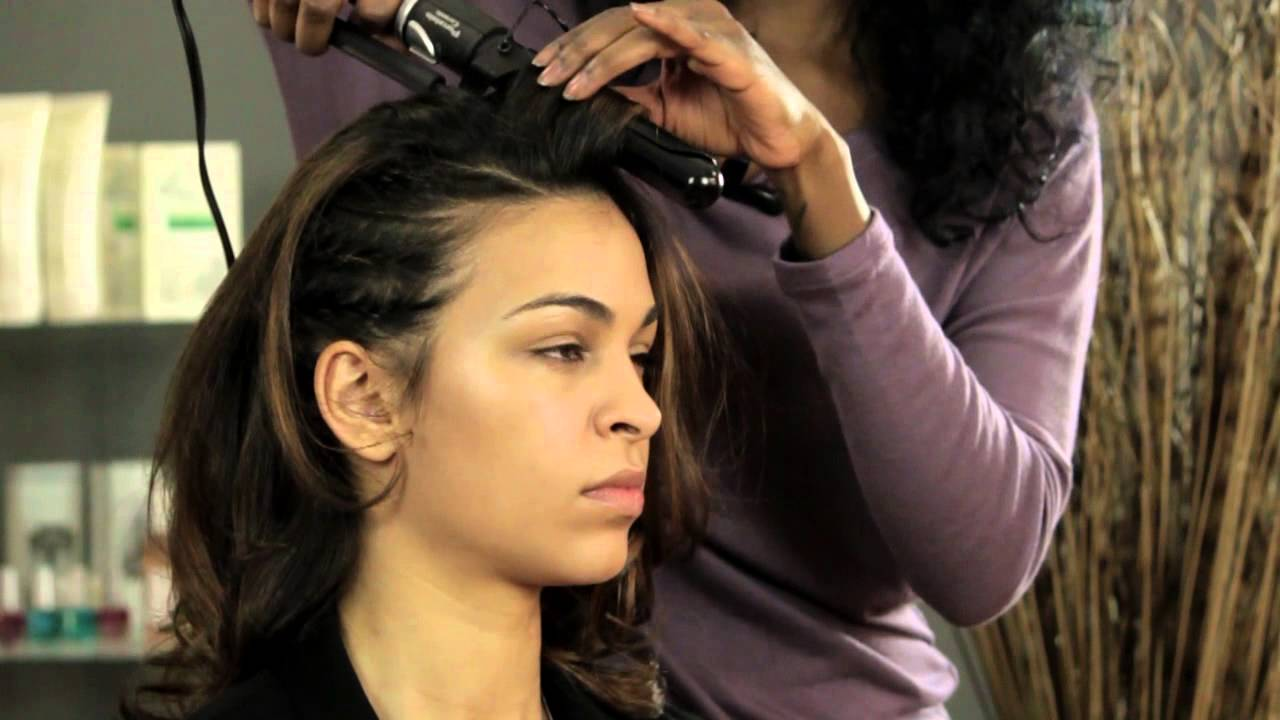 Basic Half Head Cornrow Styles Tips For Styling Hair