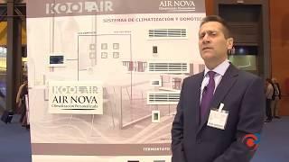 Koolair: productos de difusión y distribución de aire, software y control domótico