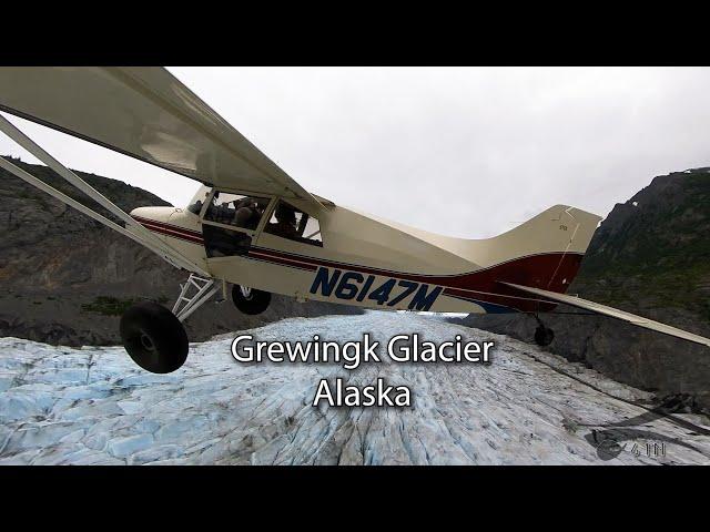 Grewingk Glacier, Alaska | Geoff Oliver
