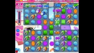 Candy Crush Level 615 ★★★ (1,143,420 points)