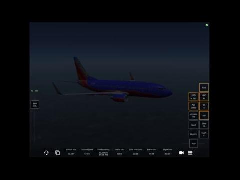 Southwest Airlines Albuquerque to Indianapolis