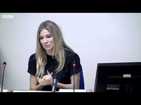 Leveson Inquiry: Sienna Miller's 'Complete Anxiety & Paranoia'