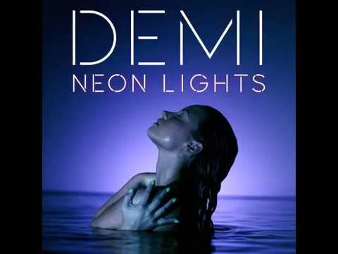 Demi Lovato - Neon Lights (Official Audio)