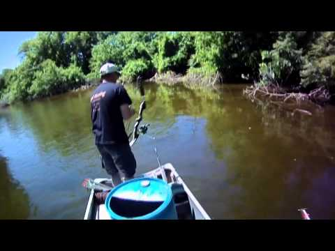 Bowfishing on a Budget