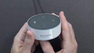 Amazon Echo Dot 2nd Generation Unboxing and Setup