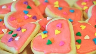 How To Make Sugar Cookies With Icing