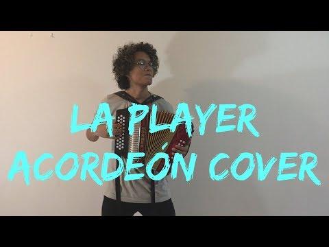 La Player - Zion & Lennox Mulett Acordeón Cover