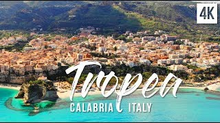 The Very Best of TROPEA, Calabria, Italy | DJI Mavic Air footage, Aerial 4K drone Cinematic