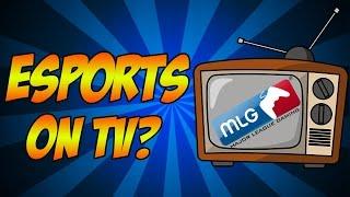Should eSports Be on TV? (Drift0r Response - Advanced Warfare Gamebattles)