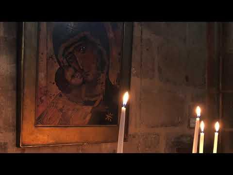 """Divine Recital """"Noel nouvelet"""" Veronica Antonelli soprano accompagnée au oud par Philippe Arkache"""