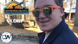First Trip to Silver Dollar City/Time Traveler Thoughts! (Vlog #13, March 14th, 2018)