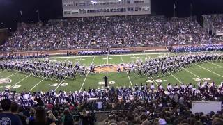 Ohio University Marching 110 - Mr Roboto - Styx - HD