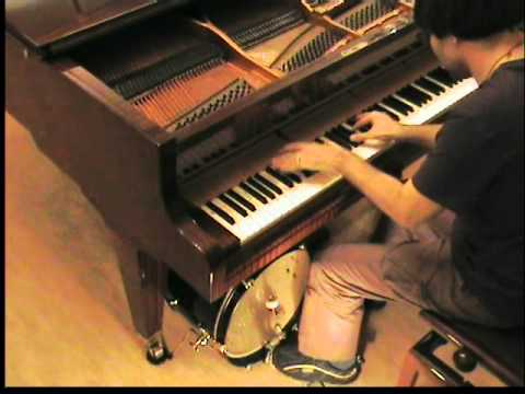 Flo Rida - Good Feeling - piano & drum cover acoustic unplugged by LIVE DJ FLO