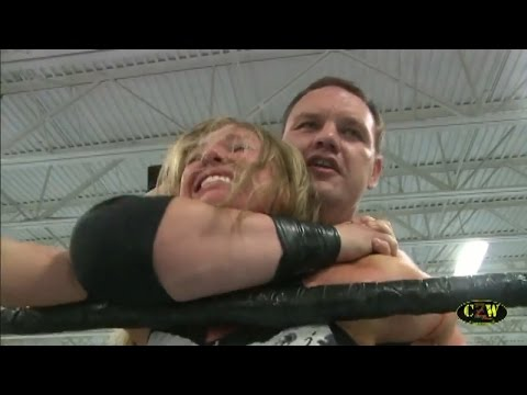 Nevaeh vs. Shanna & DJ Hyde | Intergender Wrestling