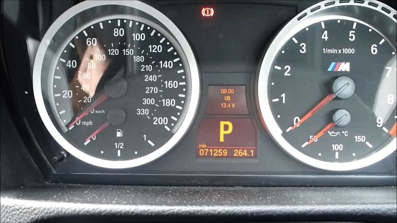 hight resolution of bmw e92 voltage display on dashboard