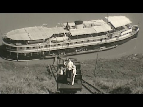 1936 South America/Panama Canal (Reel 1)