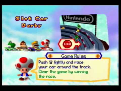 How to win slot car derby mario party 2 is gambling illegal under federal law