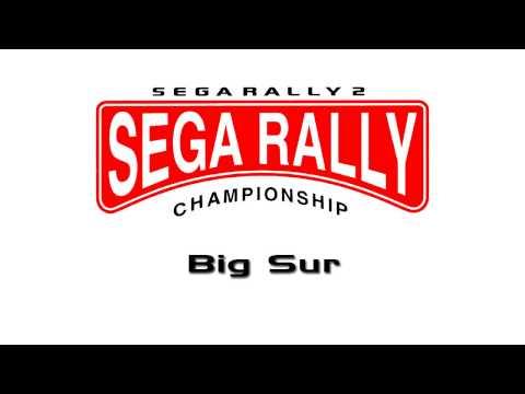Sega Rally 2 - Big Sur