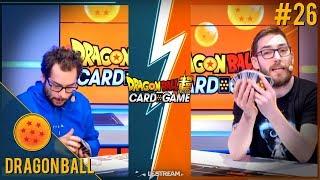 On test les toutes nouvelles cartes TB3 - Club Dragon Ball #26