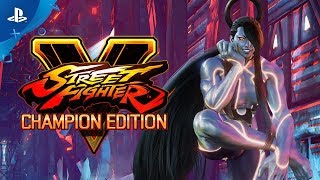 Street Fighter V: Champion Edition – Seth Reveal | PS4