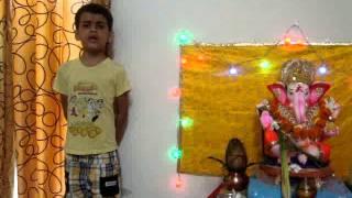 Download Hindi Video Songs - Garba sang by Ayush