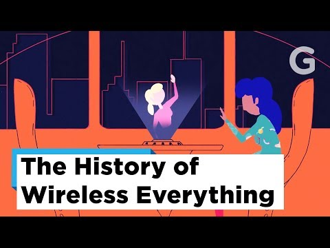 How Wireless Gadgets Came to Rule the World