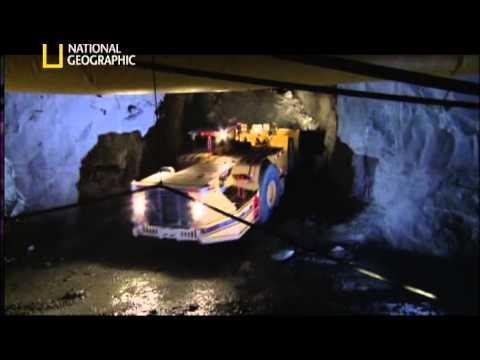 Mega Yapılar -Ekati Elmas Madeni - National Geographic [3/4]