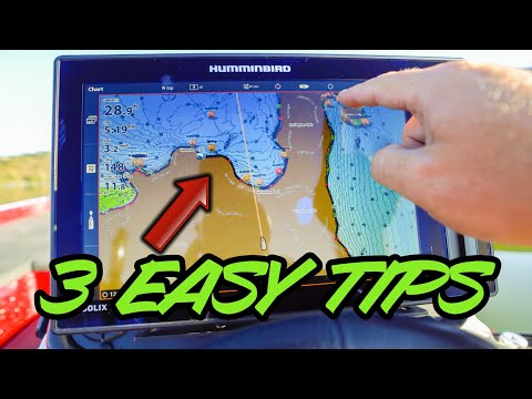 3 Easy Fish Finder Tricks Anyone Can Do! (Catch More Fish)